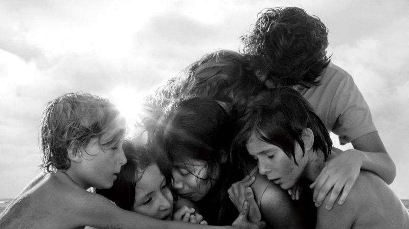 """Le film """"Roma"""", une production Netflix, triomphe aux Bafta"""
