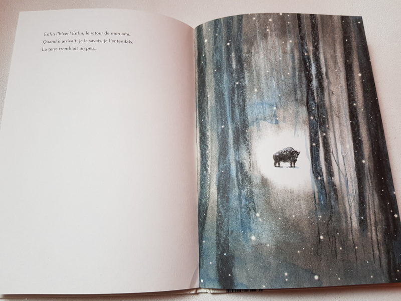 Gaya Wisniewski, Mon bison, Editions MeMo, 2018