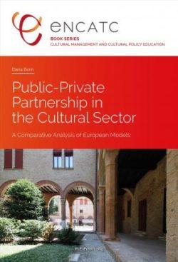 Elena Borin, partenariat public-privé, livre couverture