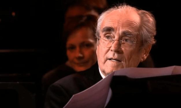 RIP. Michel Legrand, compositeur français aux trois Oscars