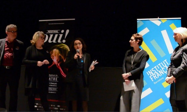 Festival OUI!: Barcelone acclame le théâtre français