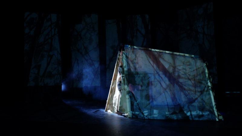"""""""La Tente"""" de Claude Ponti: un spectacle jeune public pour déconstruire sa peur"""