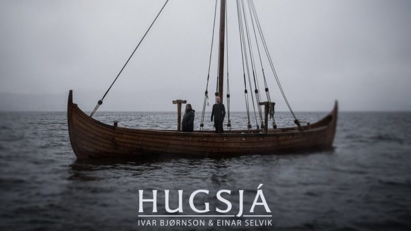 """Hugsjá"" d'Ivar Bjørnson & Einar Selvik : une invitation au voyage dans une Norvège intemporelle"