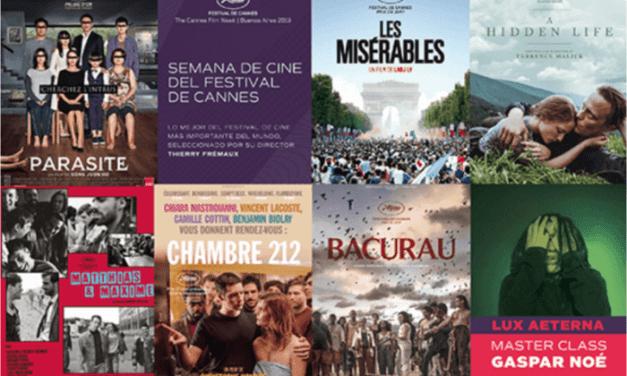 """""""Cannes Film Week"""" : les films de Cannes voyagent à Buenos Aires"""