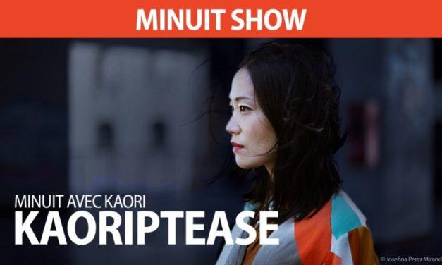 La danseuse japonaise Kaori Ito ouvre les Minuit Shows de La Scala Paris