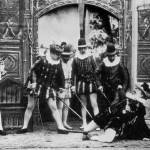 17 novembre 1908 : Saint-Saëns et sa bande (originale)