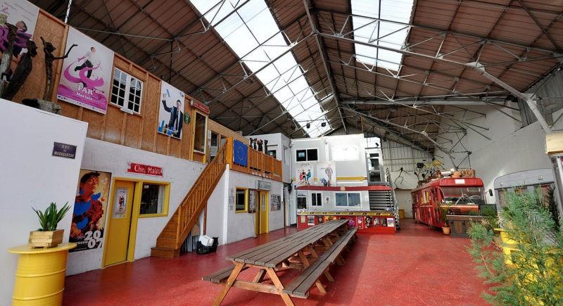 Brest – Le Fourneau, Centre national des arts de la rue et de l'espace public, recrute un régisseur général (h/f)