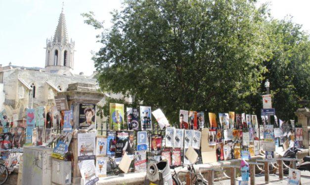 Vidéo. Le festival Off d'Avignon se met au vert