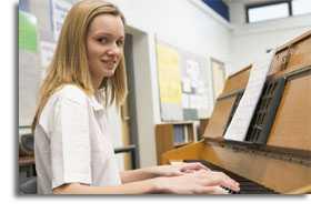 Music School Admission