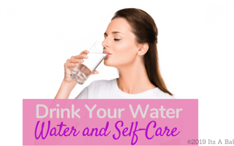 water is essential to self care