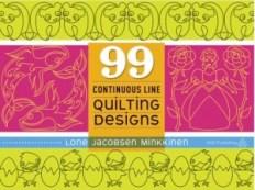 99 continuous line