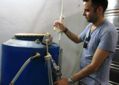 Volunteer Engineer in Biodiesel Production