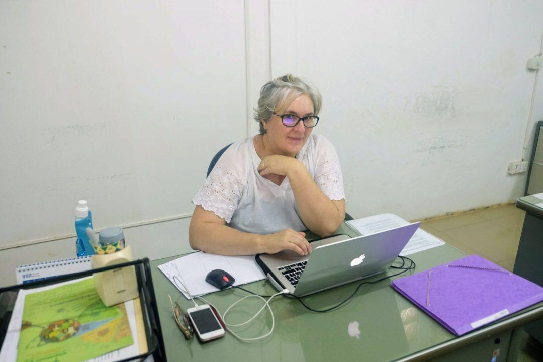 Joelle at JWOC