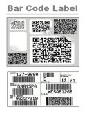 2 Best Barcode Label Templates