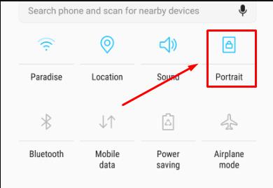 Samsung Galaxy S6 and S6 Edge Auto Rotate