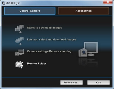 Canon Digital Photo Professional   available for download