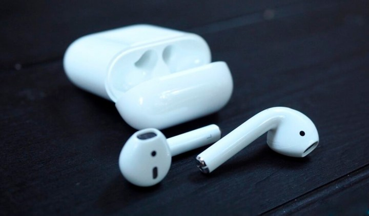 Left AirPod not working