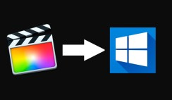 Install Final Cut Pro on Windows 10