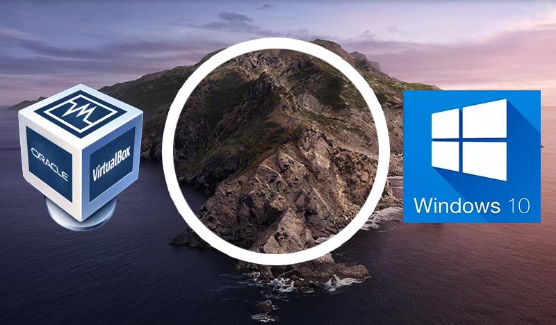 How to Install macOS Catalina on VirtualBox on Windows 10 PC