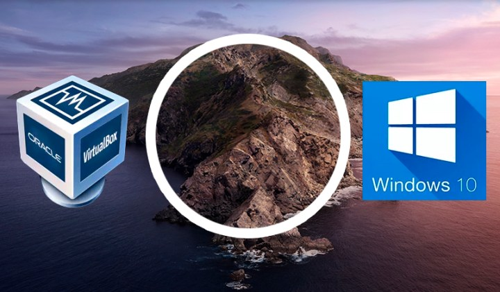 Install macOS Catalina on VirtualBox Windows 10