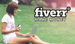 How to Make Money Online with Fiverr