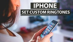 How to Set Ringtone on iPhone without iTunes Custom