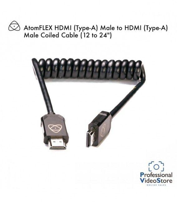 Atomos Cable 4K60p Full HDMI- Full HDMI 30-60cm