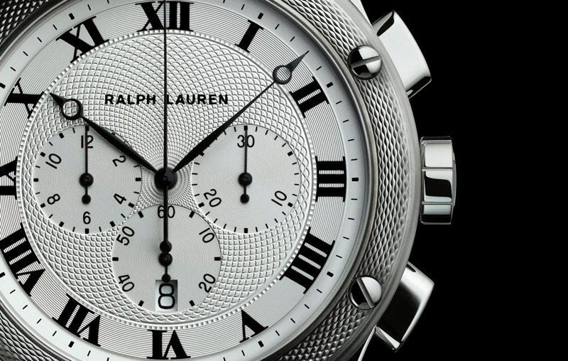 """77874d0862e5 Ralph Lauren unveiled three very interesting """"Sporting"""" timepieces at SIHH  2011 this past January. The Sporting Watch (with unique Burled wood dial)"""
