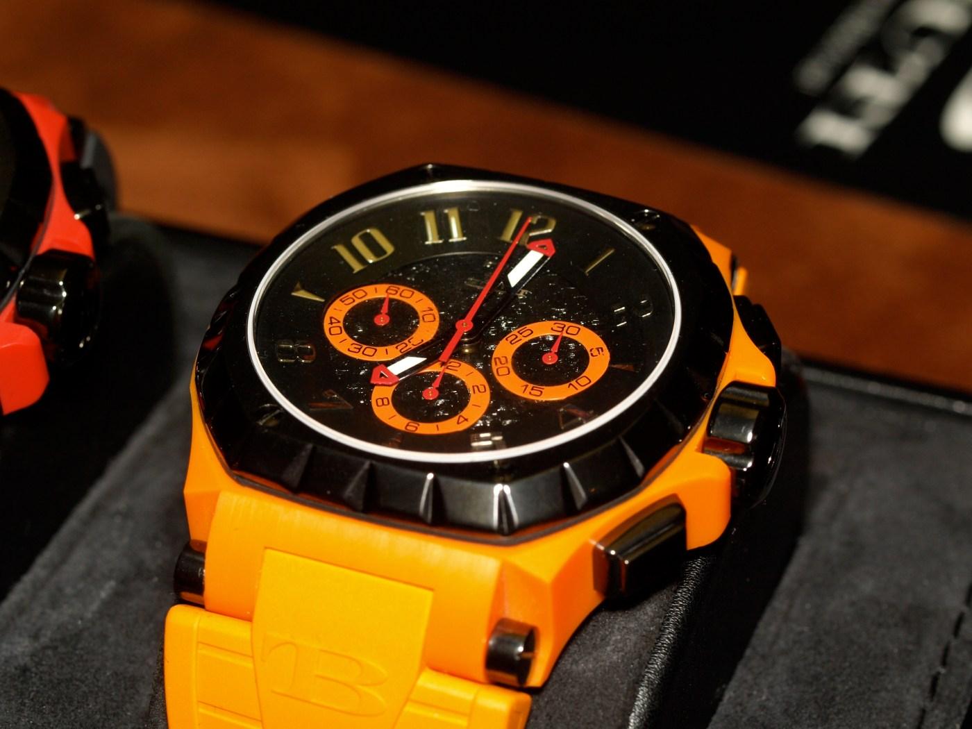 TB Buti Orange