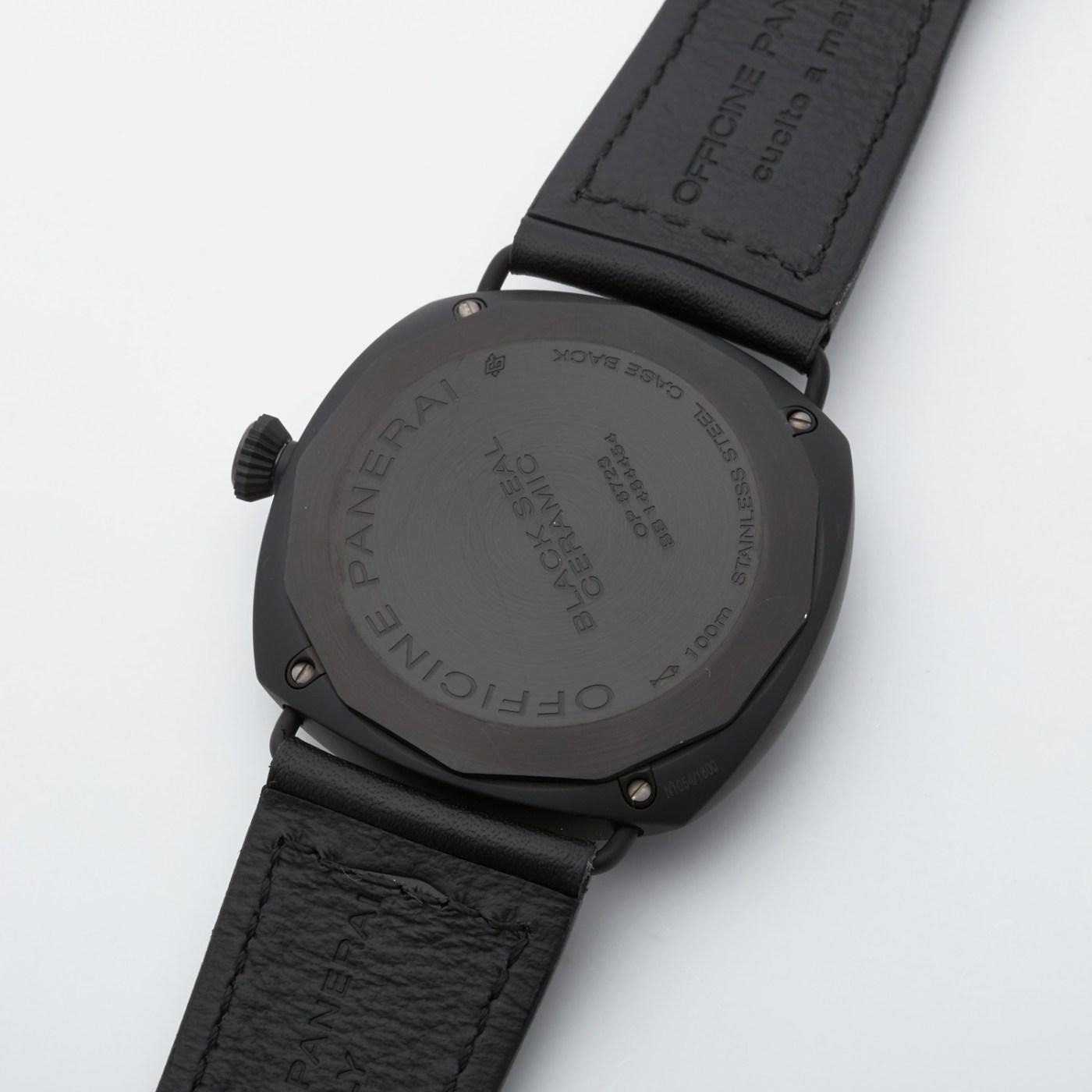 Panerai Radimoir Black Seal Ceramic PAM 292