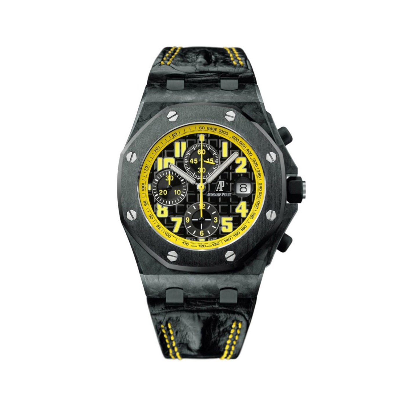 Audemars Piguet Forged Carbon Royal Oak Offshore Chronograph