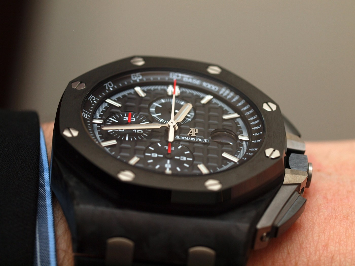 Audemars Piguet Royal Oak Offshore Chronograph Forged Carbon