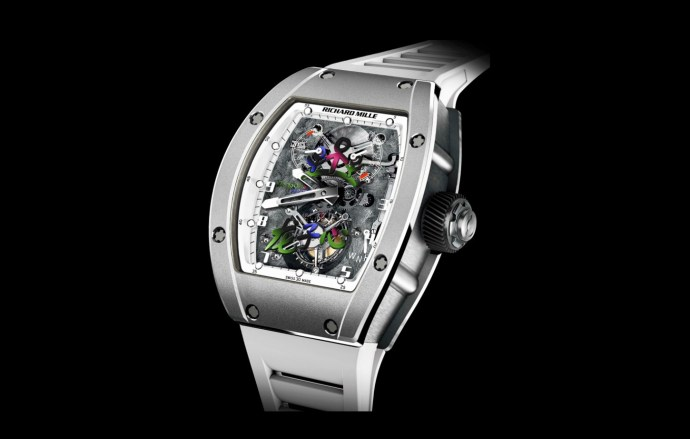 Richard Mille RM 055 JC Tourbillon