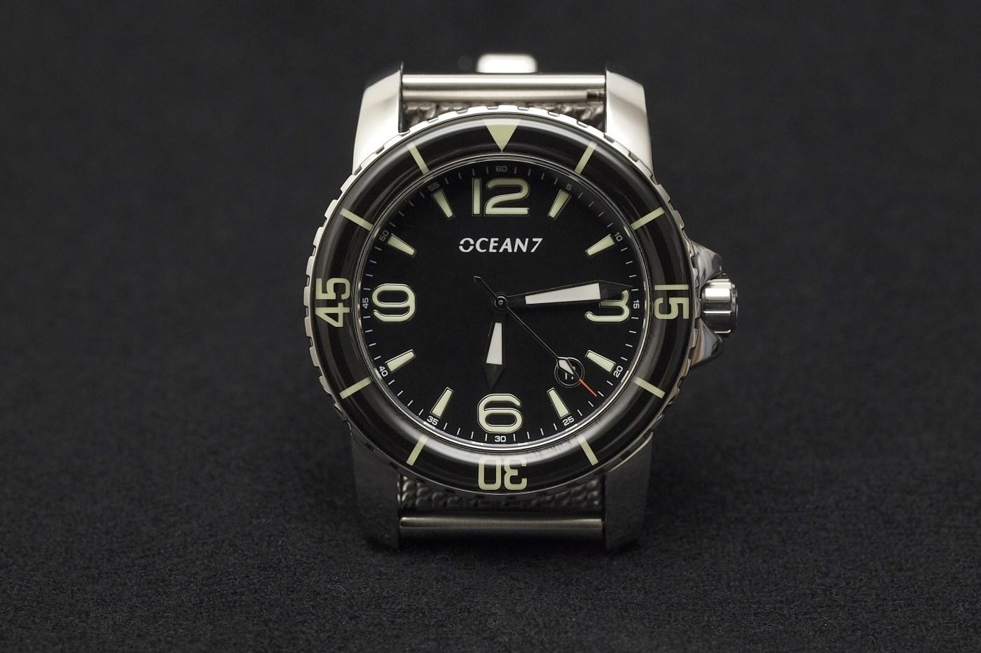 Ocean 7 LM-5 front