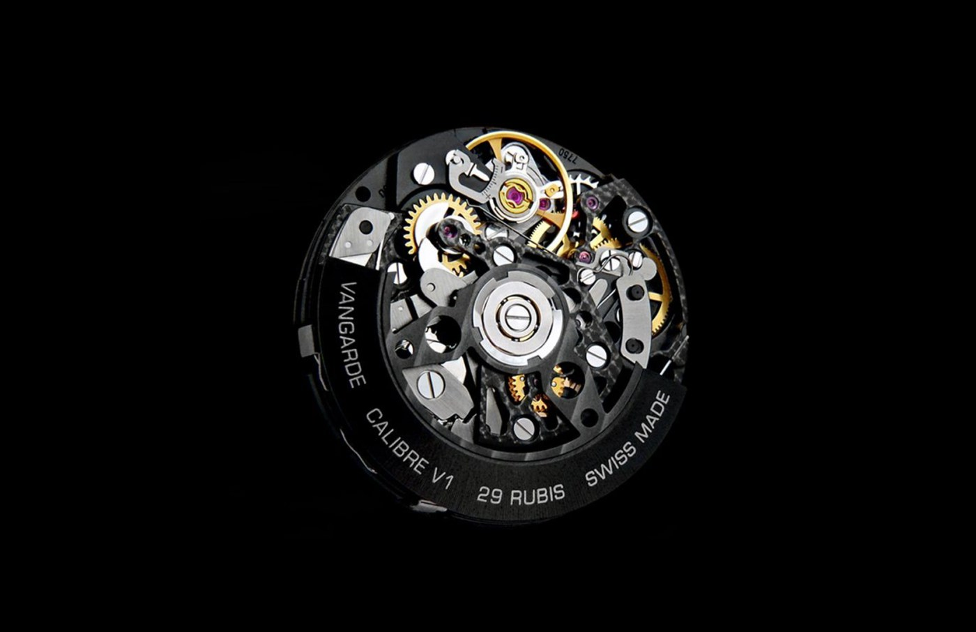 Vangarde watch caliber V1