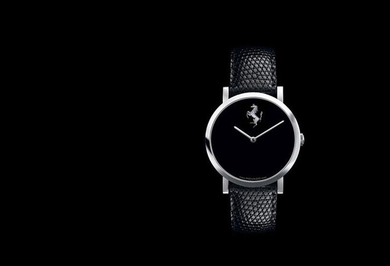 Ferrari Movado wristwatch