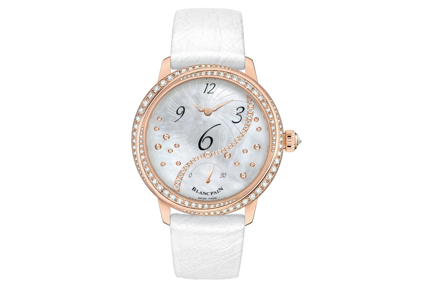 Blancpain Women Off-Centred Hour