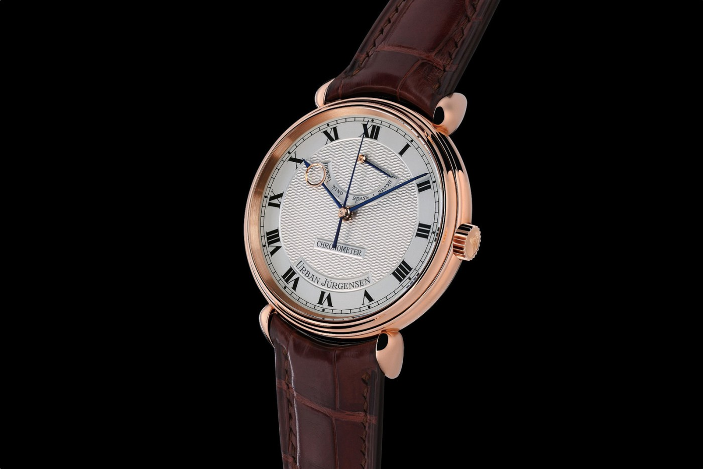 Urban Jurgensen and Sonner GPHG