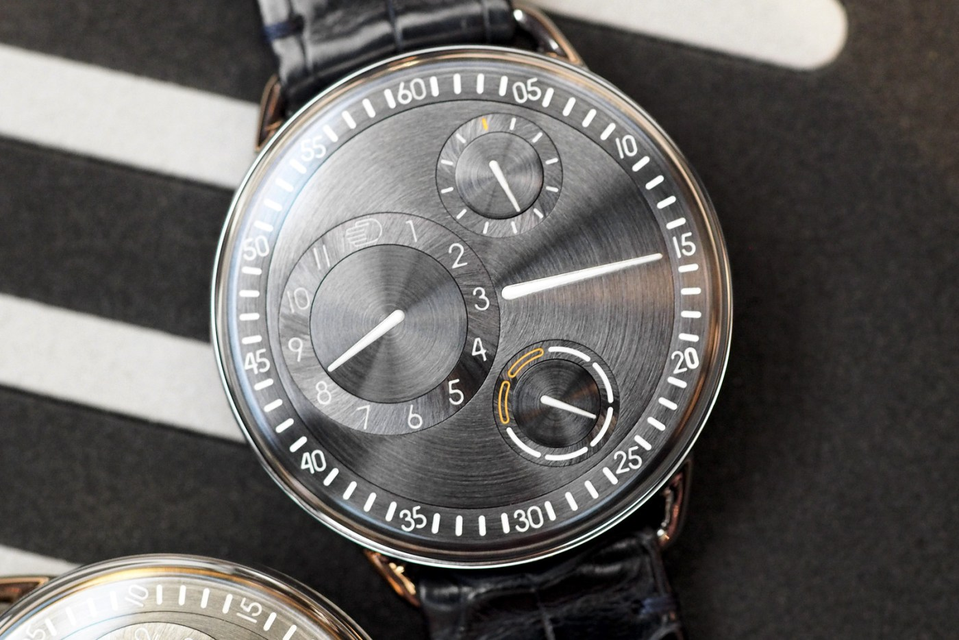 Ressence at Baselworld 2015