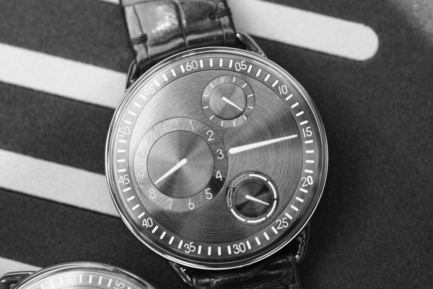 Ressence Type-1 brushed