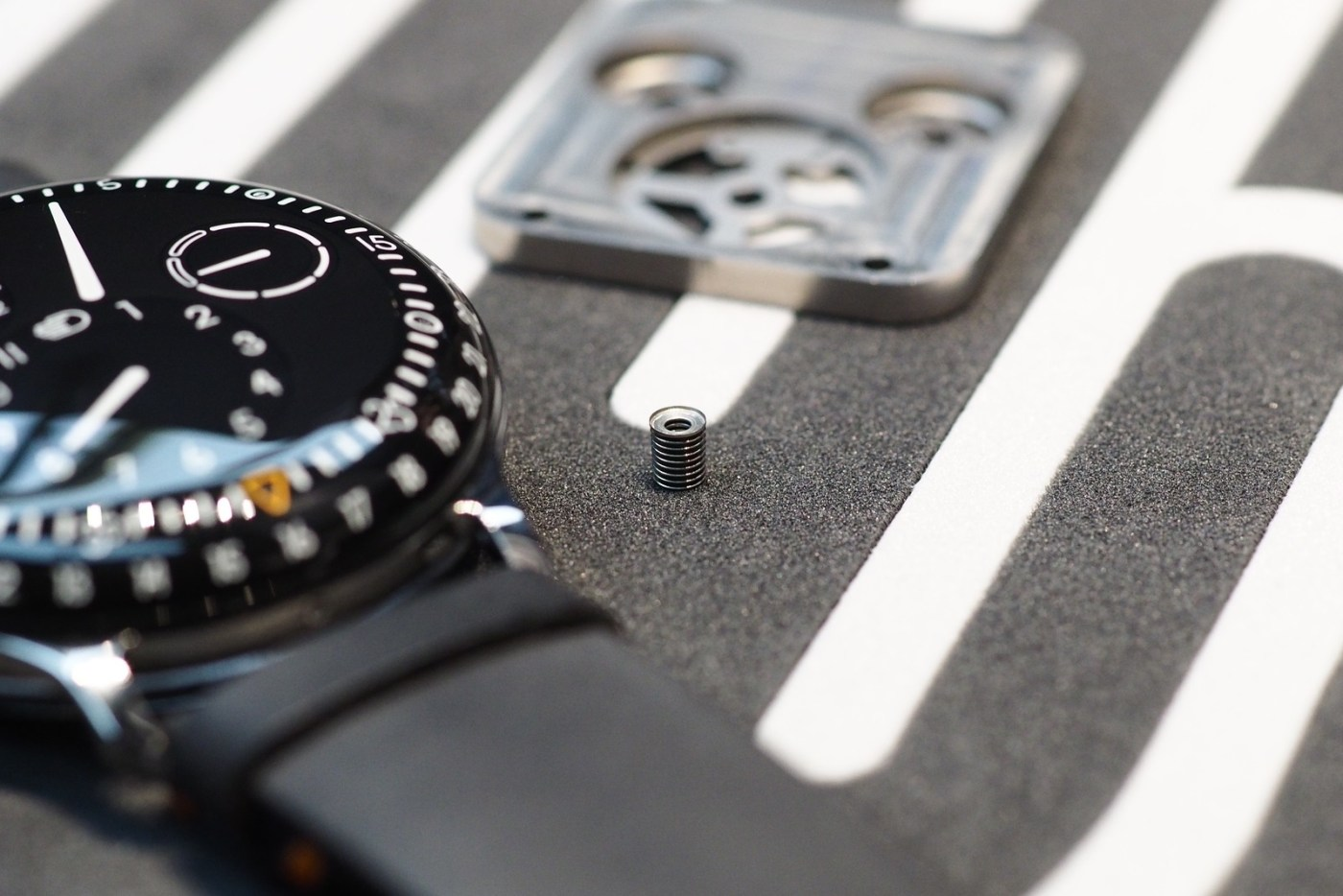 Ressence Type components