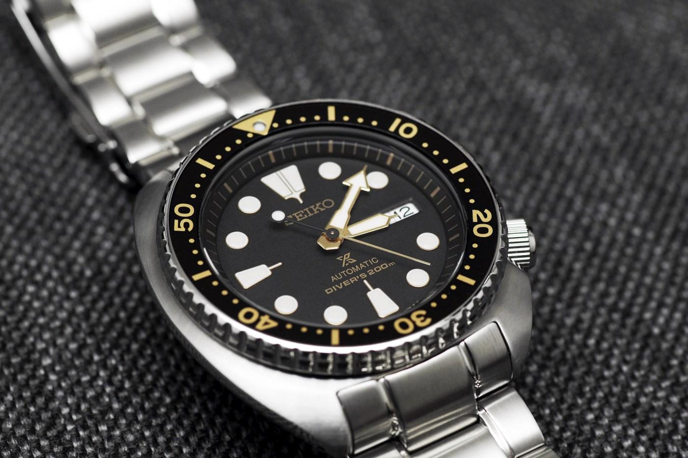 Seiko Prospex SRP775 Turtle