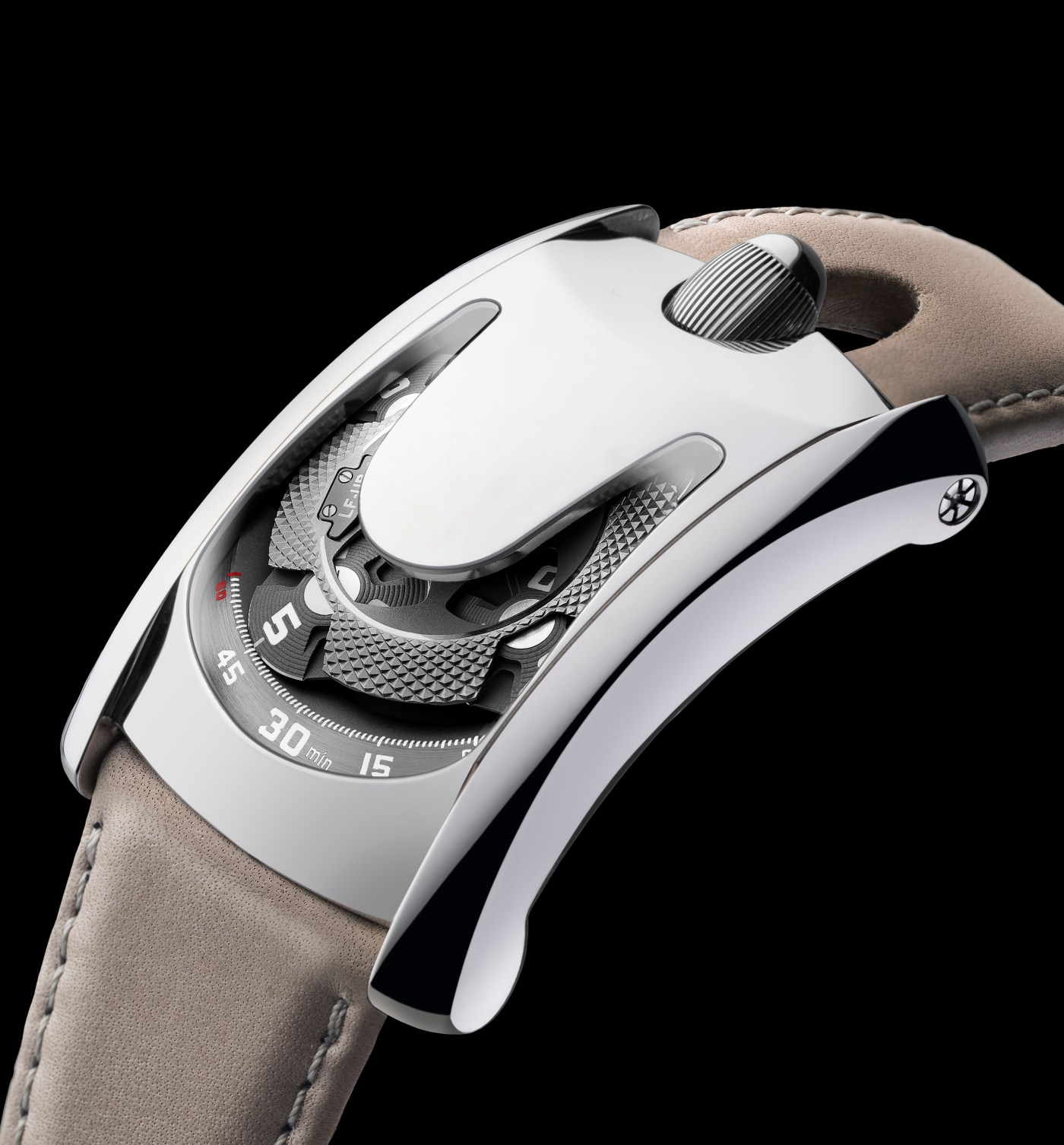 Laurent Ferrier x Urwerk Arpal One for Only Watch