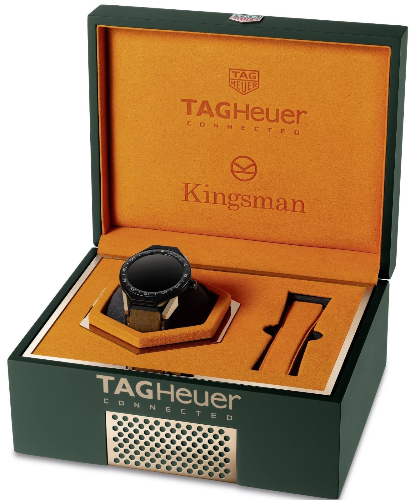 TAG Heuer Connected for Kingsman movie