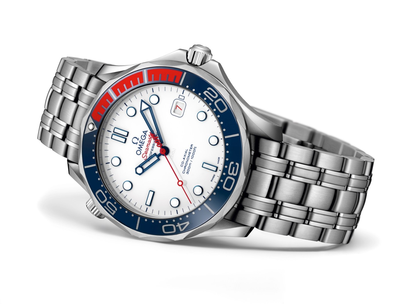 "Seamaster Diver 300M ""Commander's Watch"" Limited Edition"