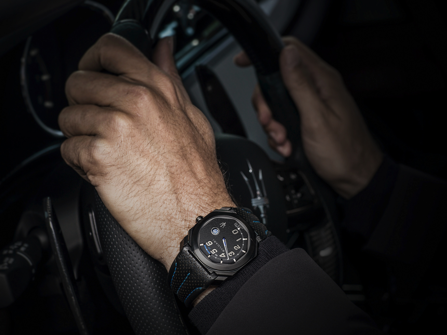 6d7469286aa Bulgari Octo Maserati GranSport and GranLusso