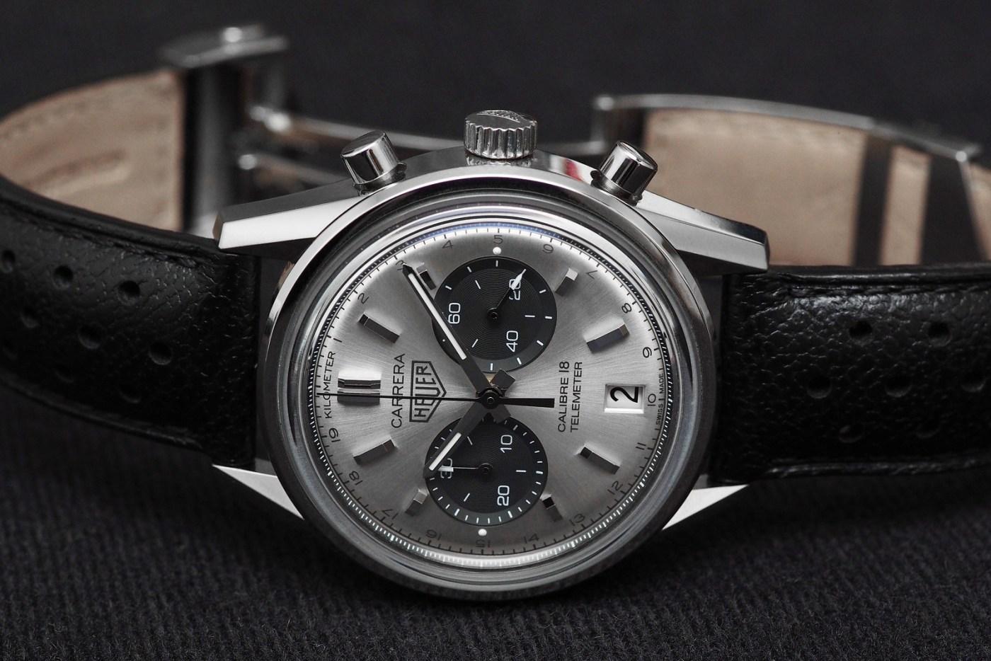 TAG Heuer Carrera Calibre 18 Automatic Chronograph