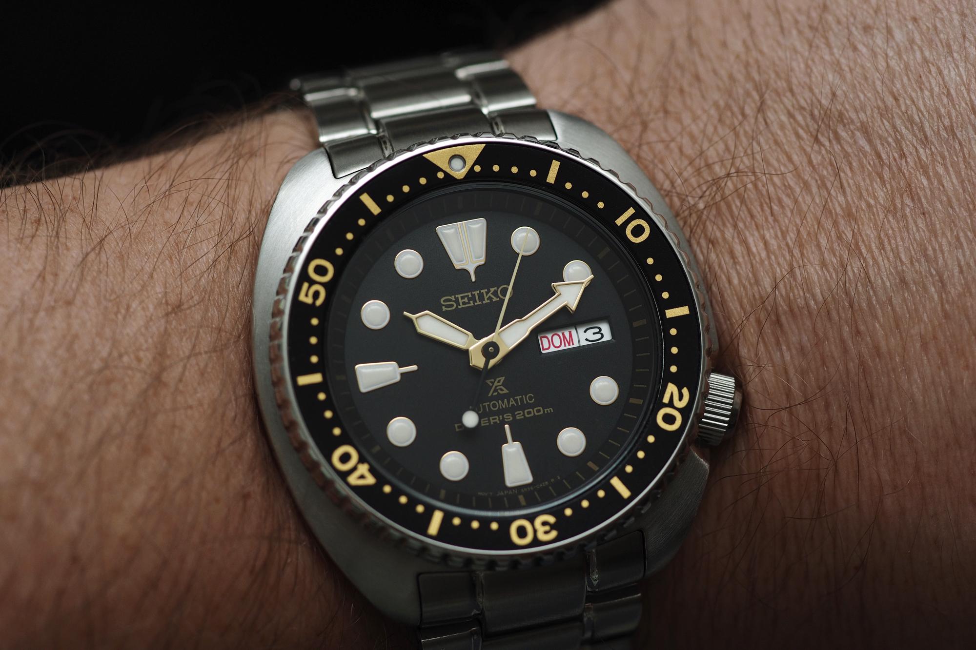 REVIEW: Seiko Prospex SRP775 Diver