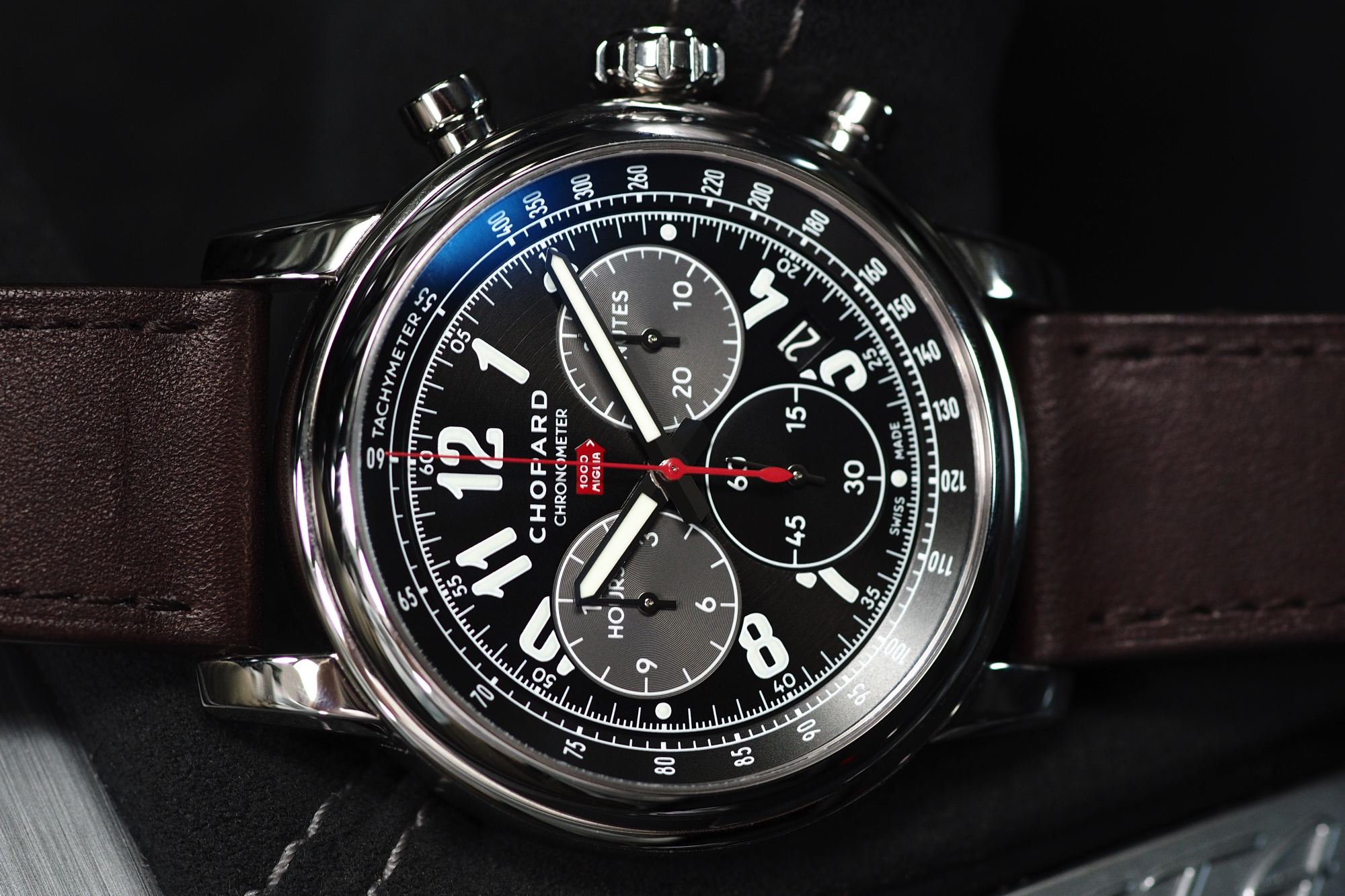 professional watches review chopard mille miglia 2016. Black Bedroom Furniture Sets. Home Design Ideas