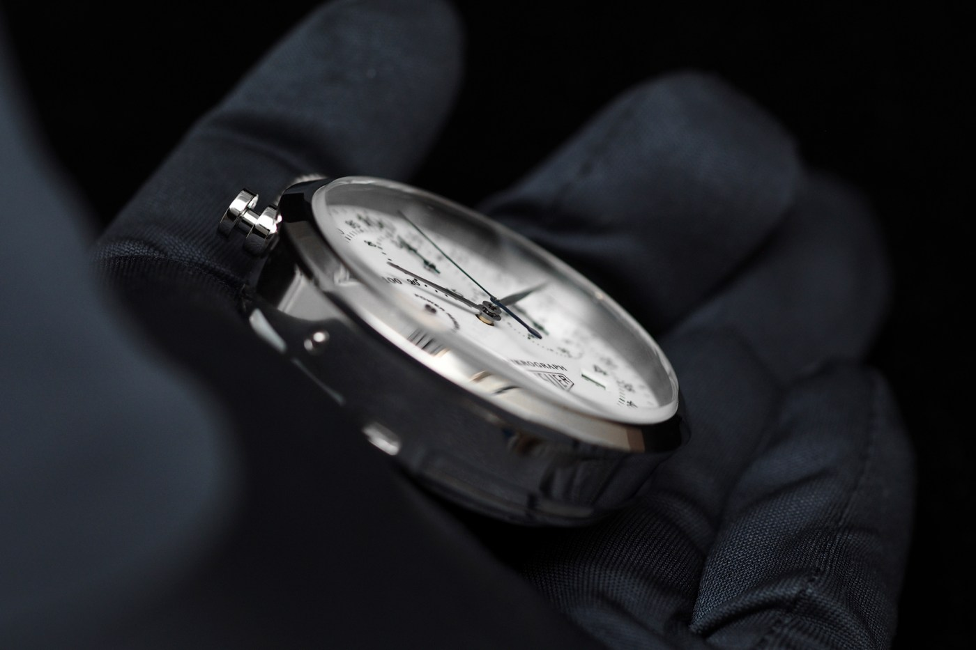 TAG Heuer Mikograph